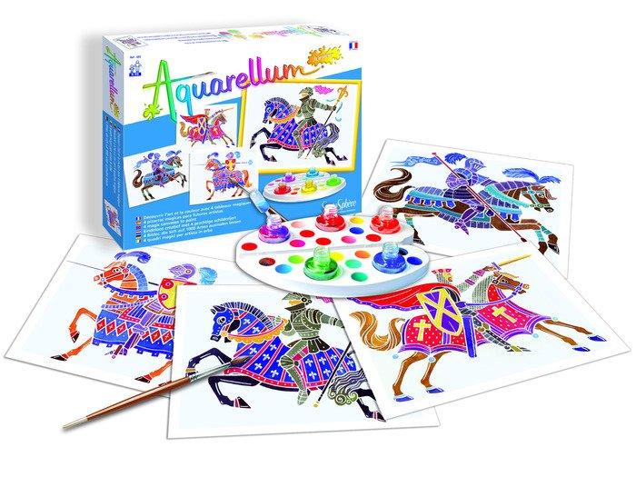 Aquarellum Junior Knights