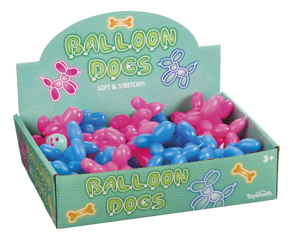 Squishy Stretchy Balloon Dogs