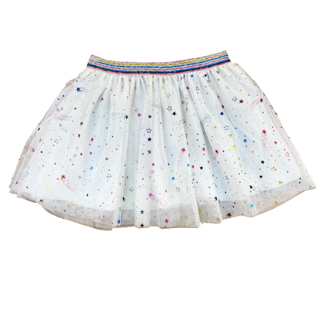Rainbow Stars Tutu