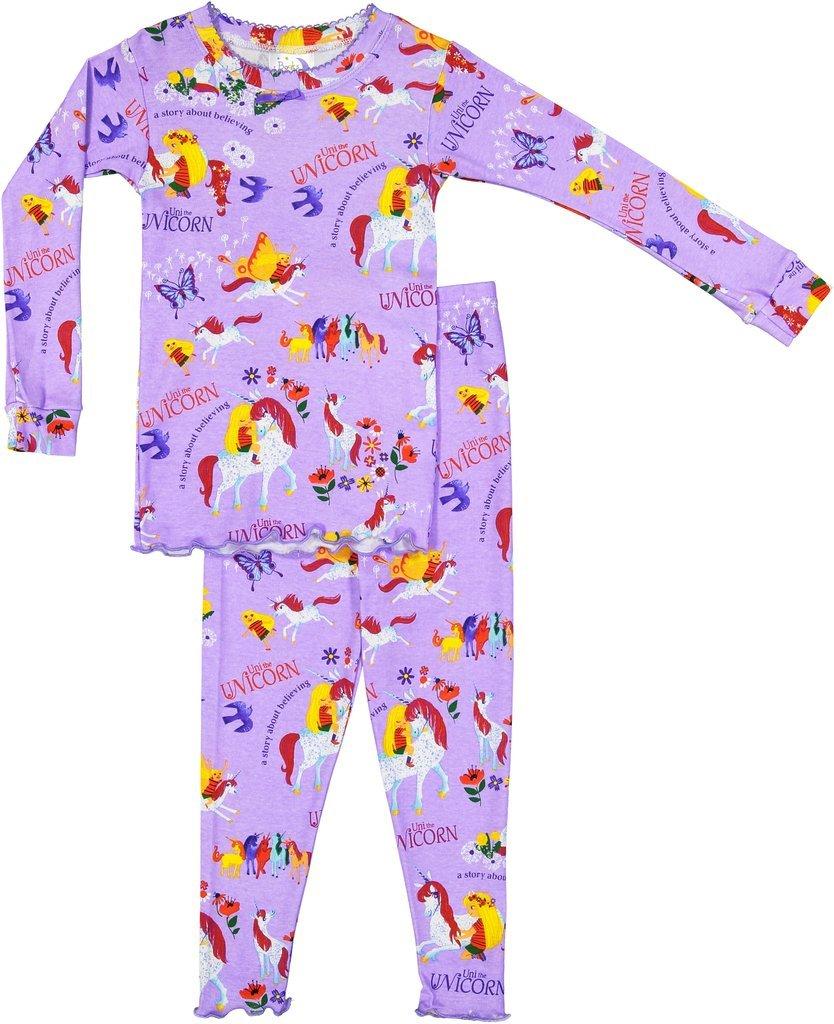Uni the Unicorn Pajama Set