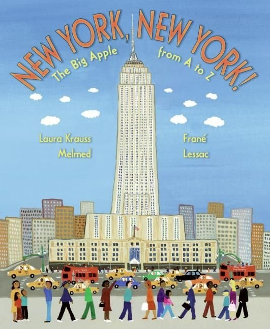 New York, New York! The Big Apple from A to Z