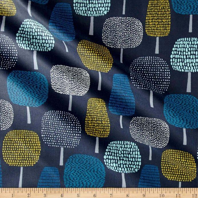 Grey Trees Matte Laminate