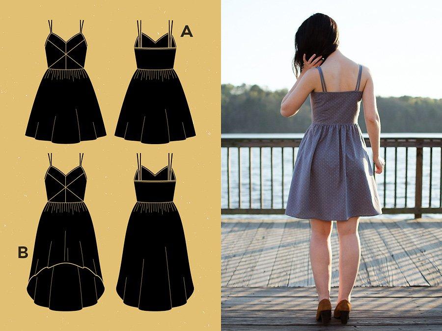 Centauree dress