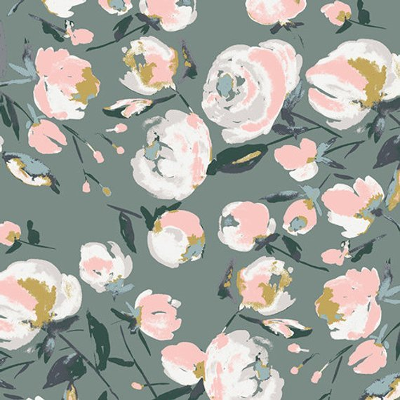 Everlasting Blooms Rayon