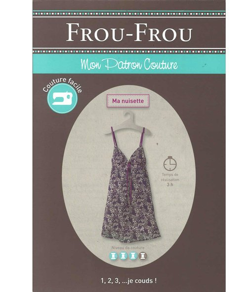 Frou Frou My Top pattern