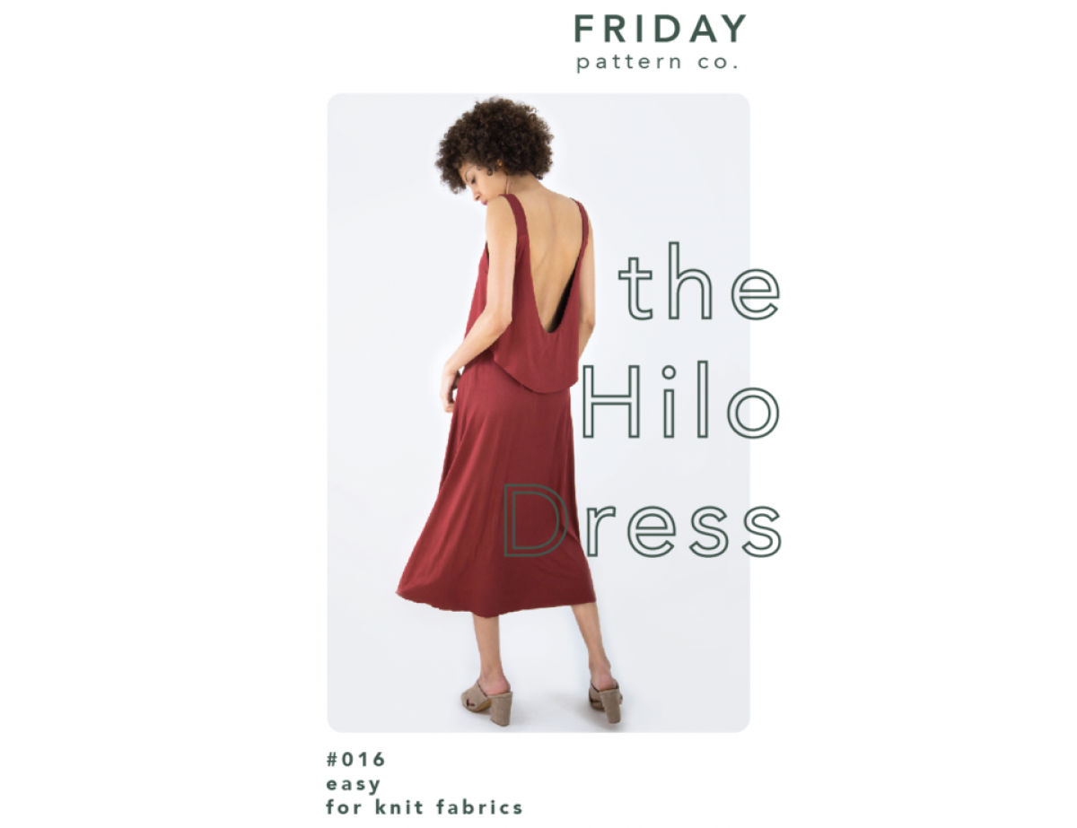 Hilo Dress