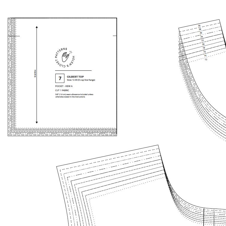 A0 Pattern Print - Price per sq ft