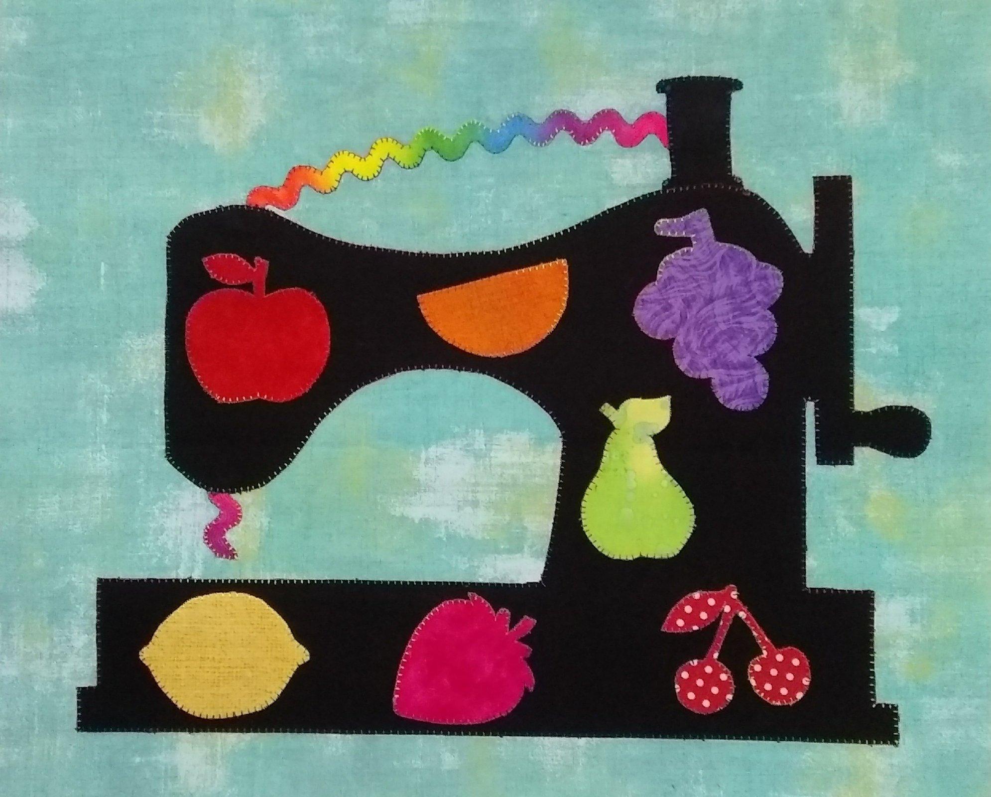 Row by Row 2019 ~ A Fruitful Art
