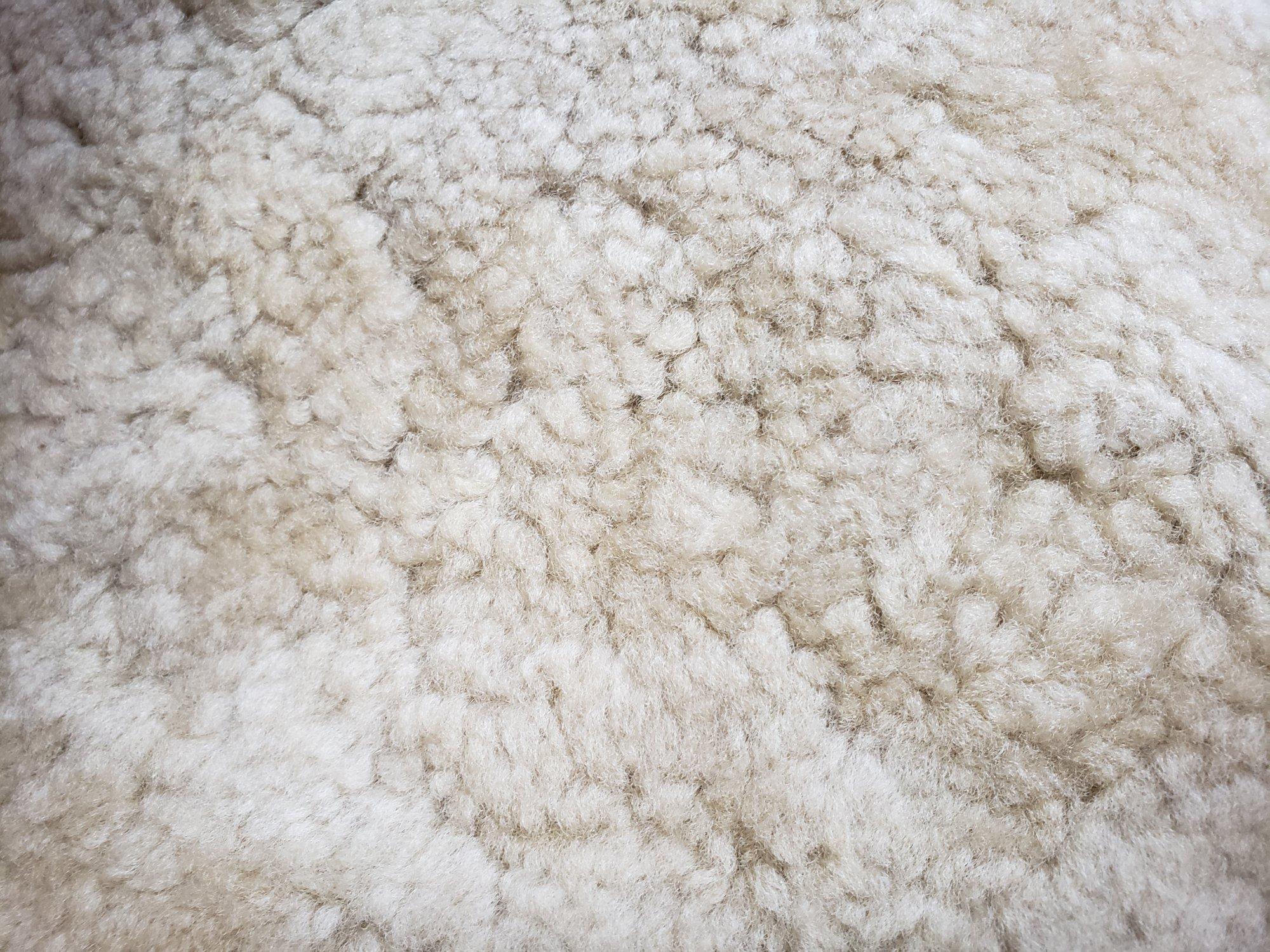 Lamb Fleece Shearling - Assorted Colour