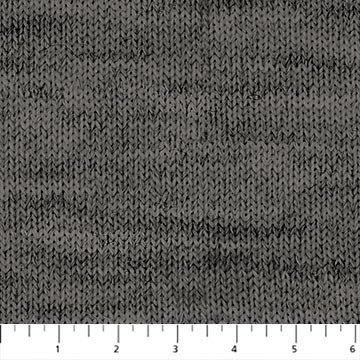 My Canada Dark Gray Knit 100% Cotton 42-44 Wide