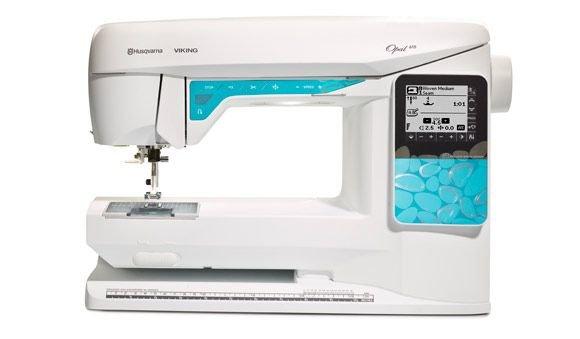 Husqvarna Viking - Opal 670 - Sewing Machine