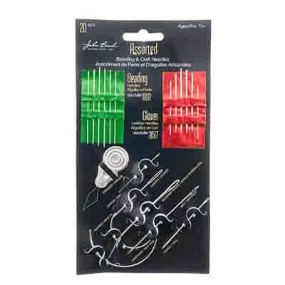 Multi Purpose Needle Kit - Asst'd  Glover, Beading, etc....