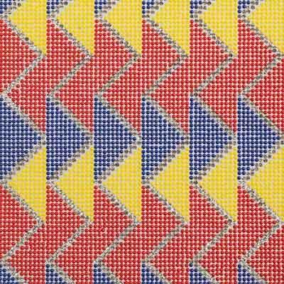 Easy Cut Trim Sheet  24 x 40 Cm Southwestern Triangle