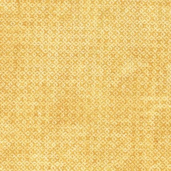 Criss Cross Flannel - Yellow