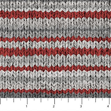 My Canada Flannel Lines Multi 100% Cotton 42-44 Wide