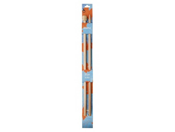 Pony 35cm Straight Knitting Needle - Size 12mm
