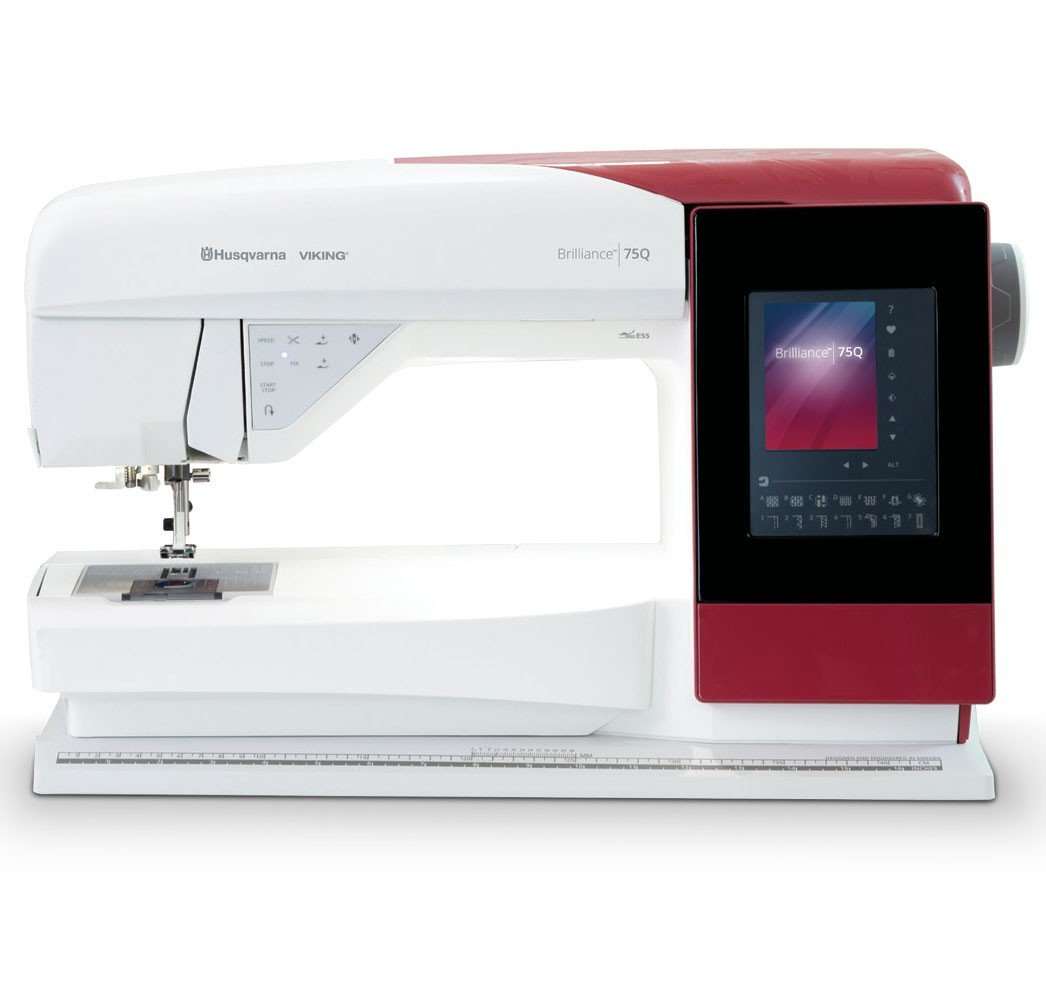 Husqvarna Viking - Brilliance 75Q - Sewing Machine