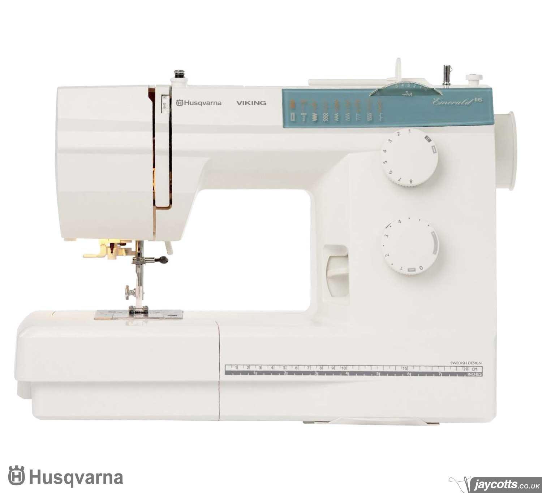 Husqvarna Viking - Emerald 116 - Sewing Machine