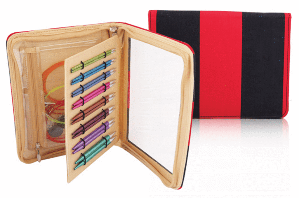 Knitter's Pride - Zing - Special 16 Interchangeable Knitting Needle Set