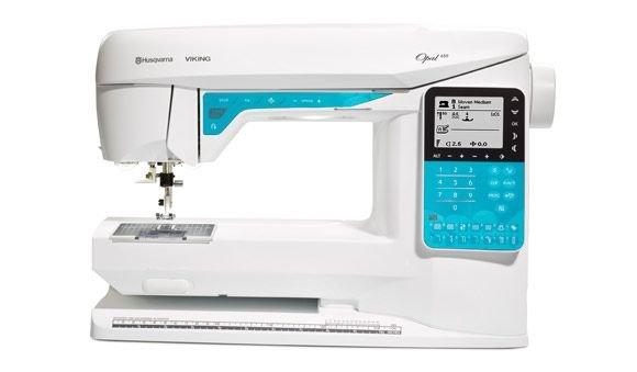 Husqvarna Viking - Opal 650 - Sewing Machine