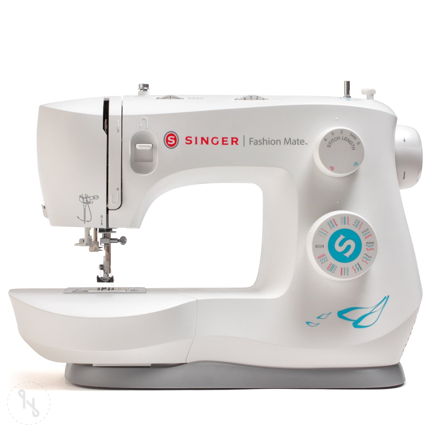 Singer - Fashion Mate 3342 - Sewing Machine