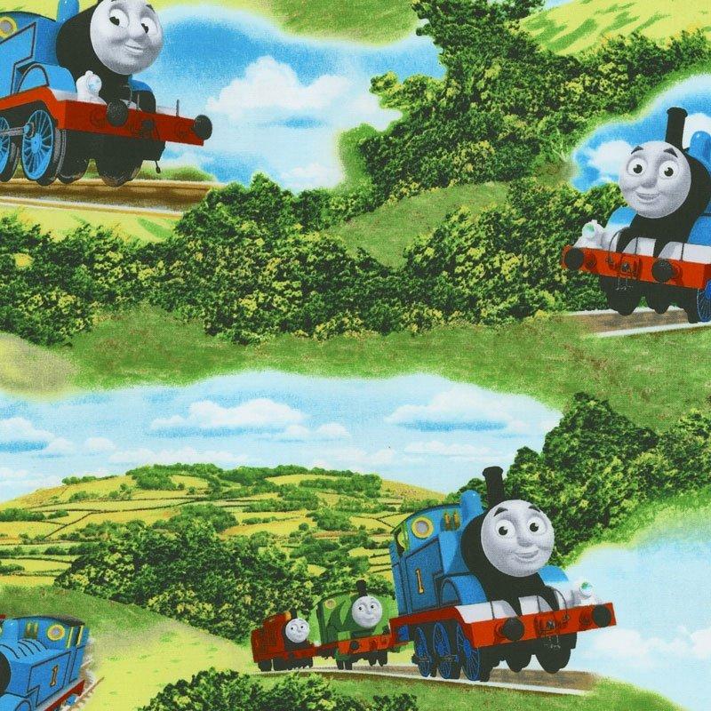 Thomas the Train - All over Print