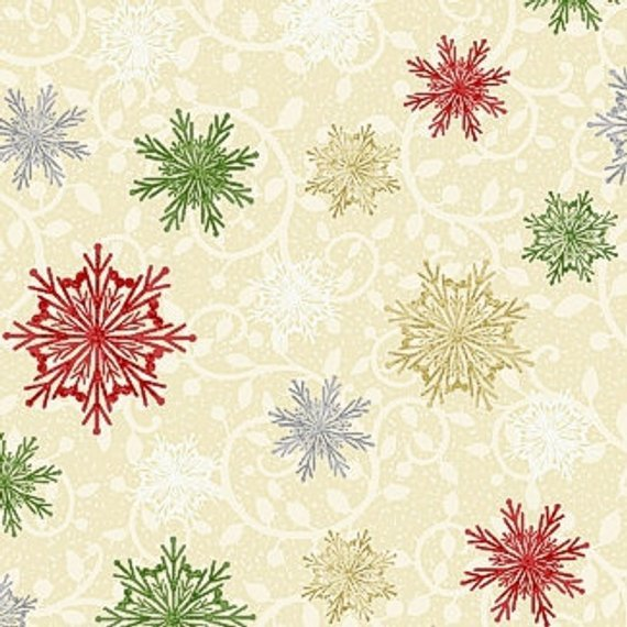Winter greetings - White - 4218