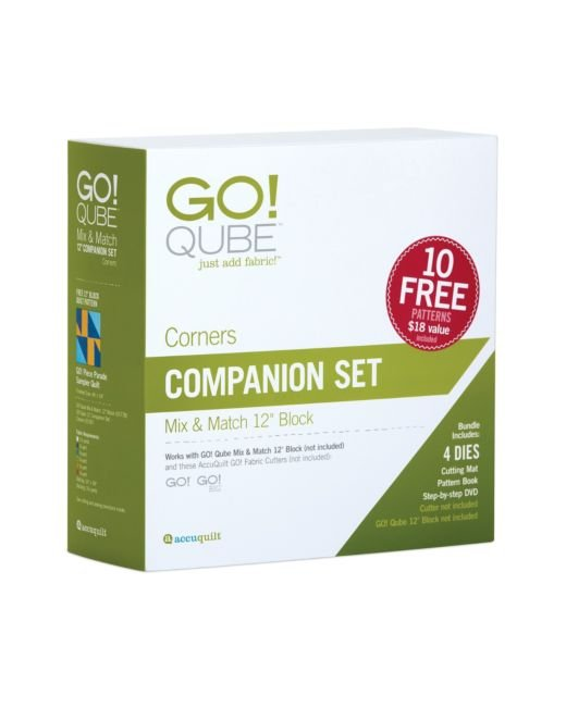 GO! Qube 12 Companion Set - Corners