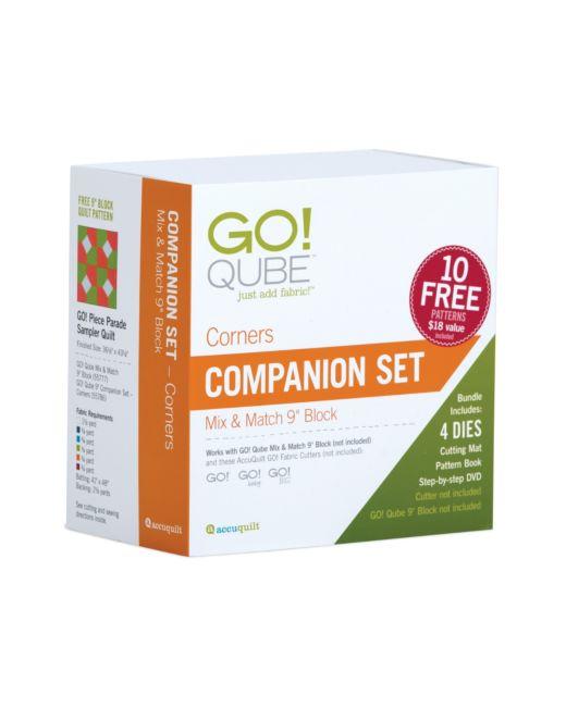 GO! Qube 9 Companion Set - Corners