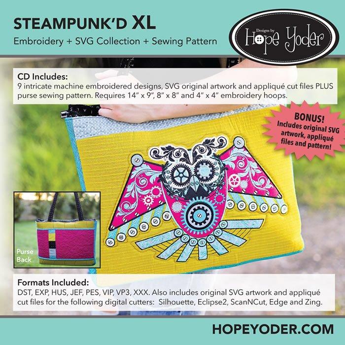 SteampunkD XL