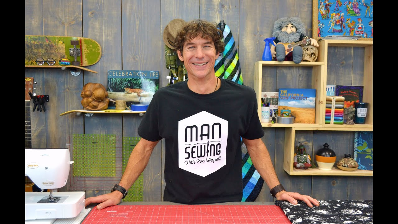 Rob Appell AKA Man Sewing Trunk Show