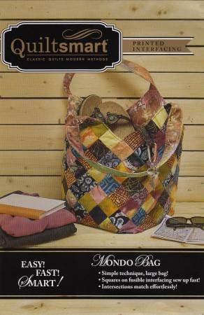 Mondo Bag Fun Pack (pattern and interfacing)
