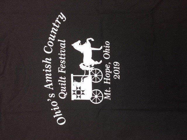 2019 Quilt Festival T-Shirt