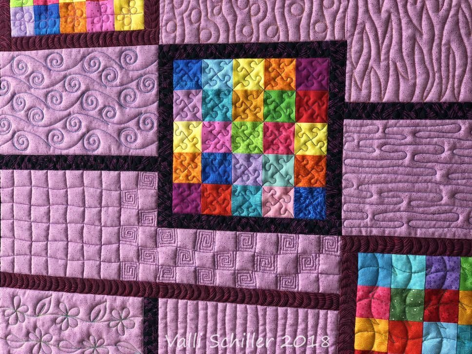 Fearless Free Motion Quilting - Add On