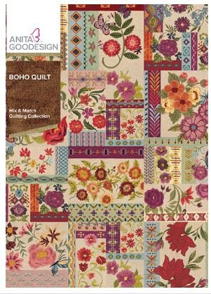 Boho Quilt Quilting Collection
