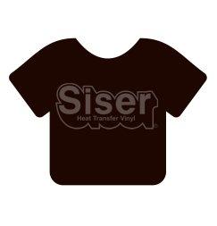 Siser EasyWeed HTV 15 x 12 Sheet [Brown]