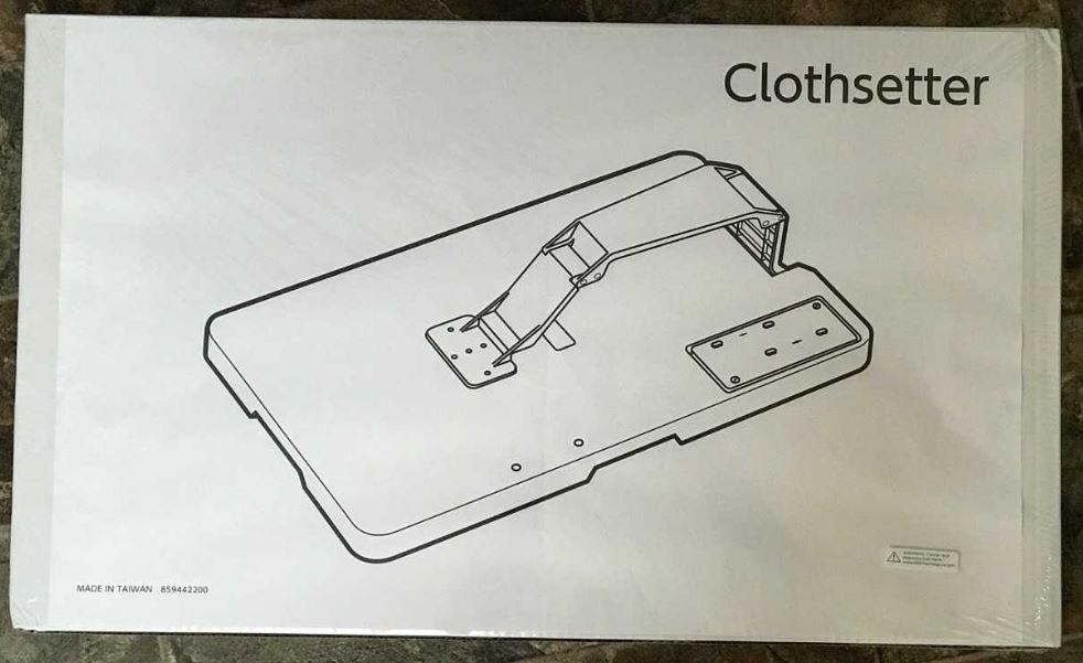 Clothsetter - 9mm models and 500e, EL830