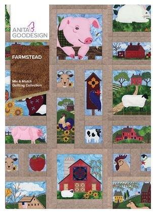 Anita Goodesign Farmstead Quilting Collection
