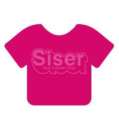 Siser EasyWeed HTV 15 x 12 Sheet [Pink]