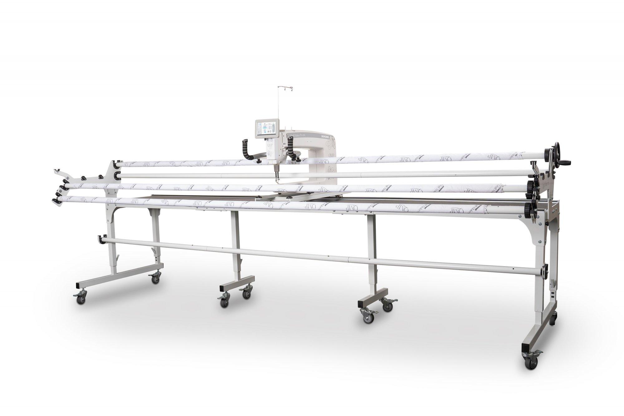 Janome Quiltmaker Pro 20 (12ft Frame)