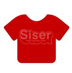Siser EasyWeed HTV 15 x 12 Sheet [Red]