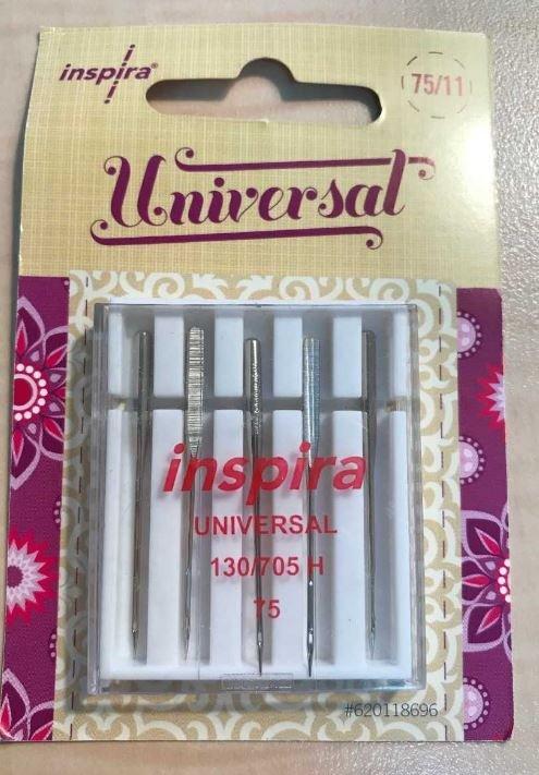 Inspira Universal Needle size 75/11 5pk