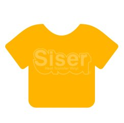 Siser EasyWeed HTV 15 x 12 Sheet [Yellow]