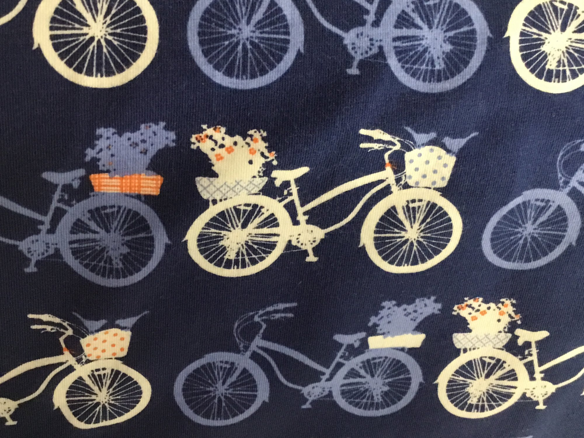 bicycle knit by AGF