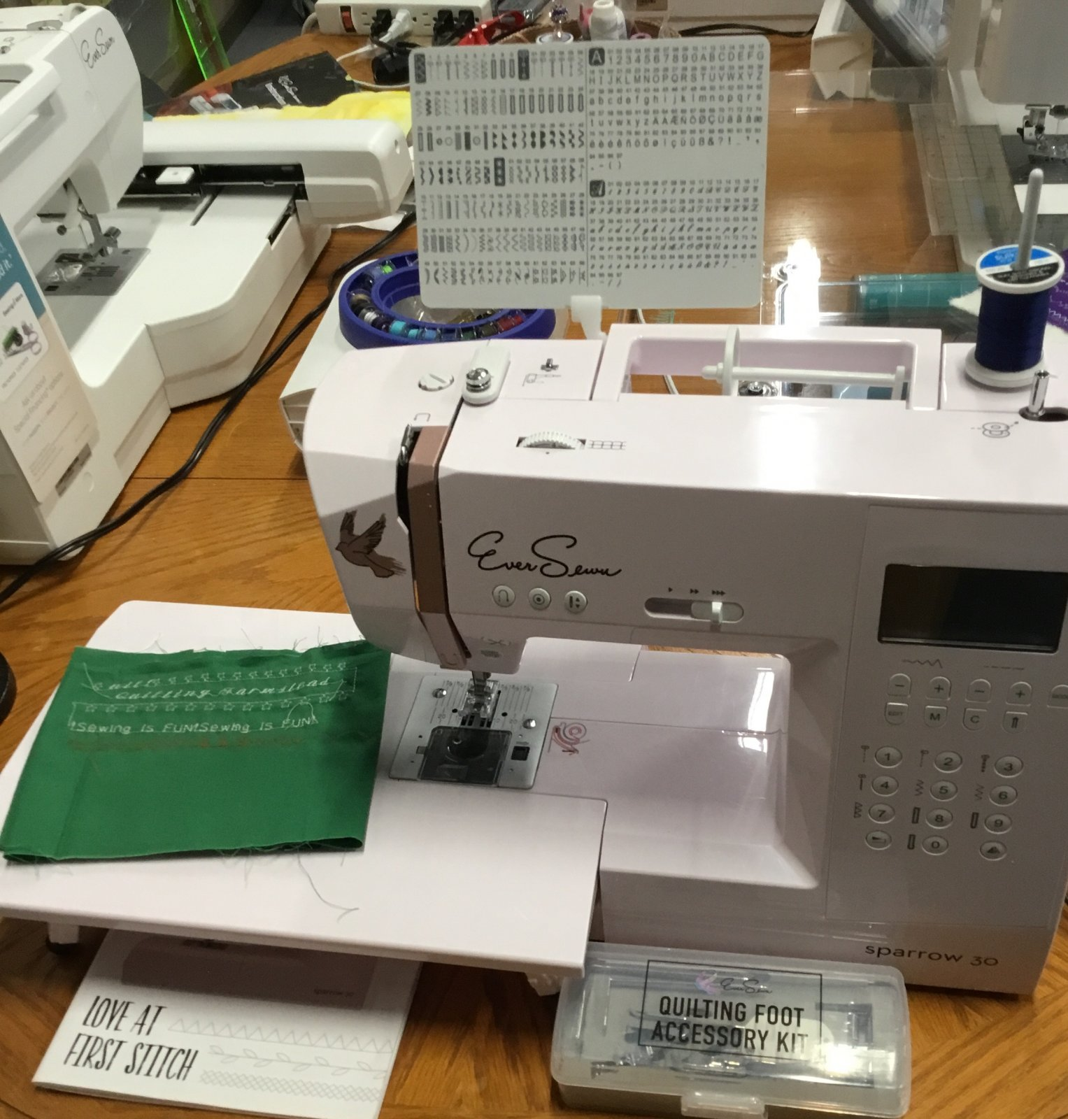 Sparrow 30 sewing machine