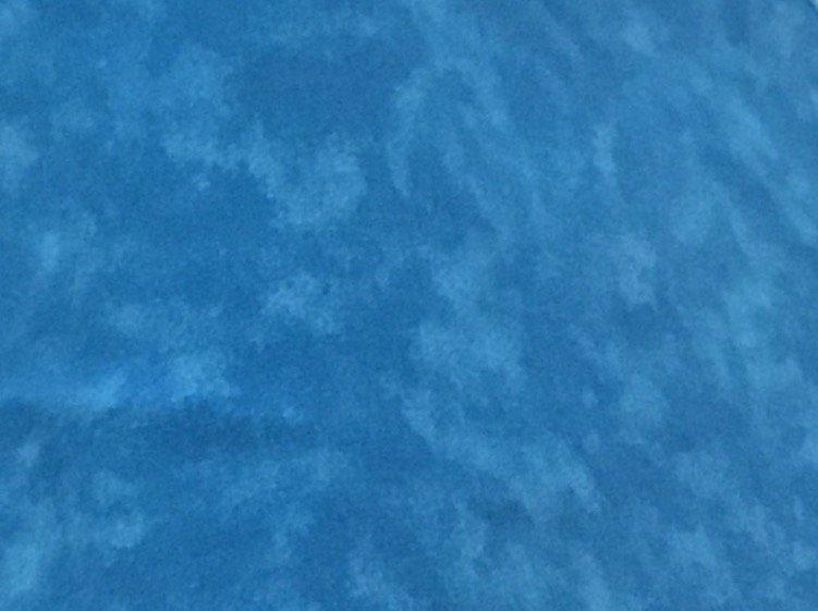 108 backing, turquoise