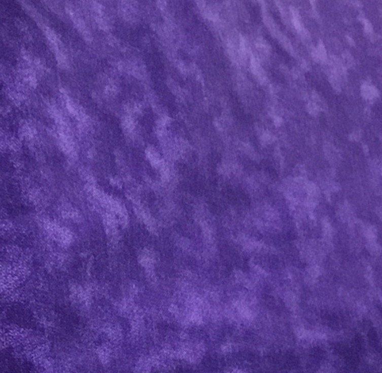 108 backing, purple