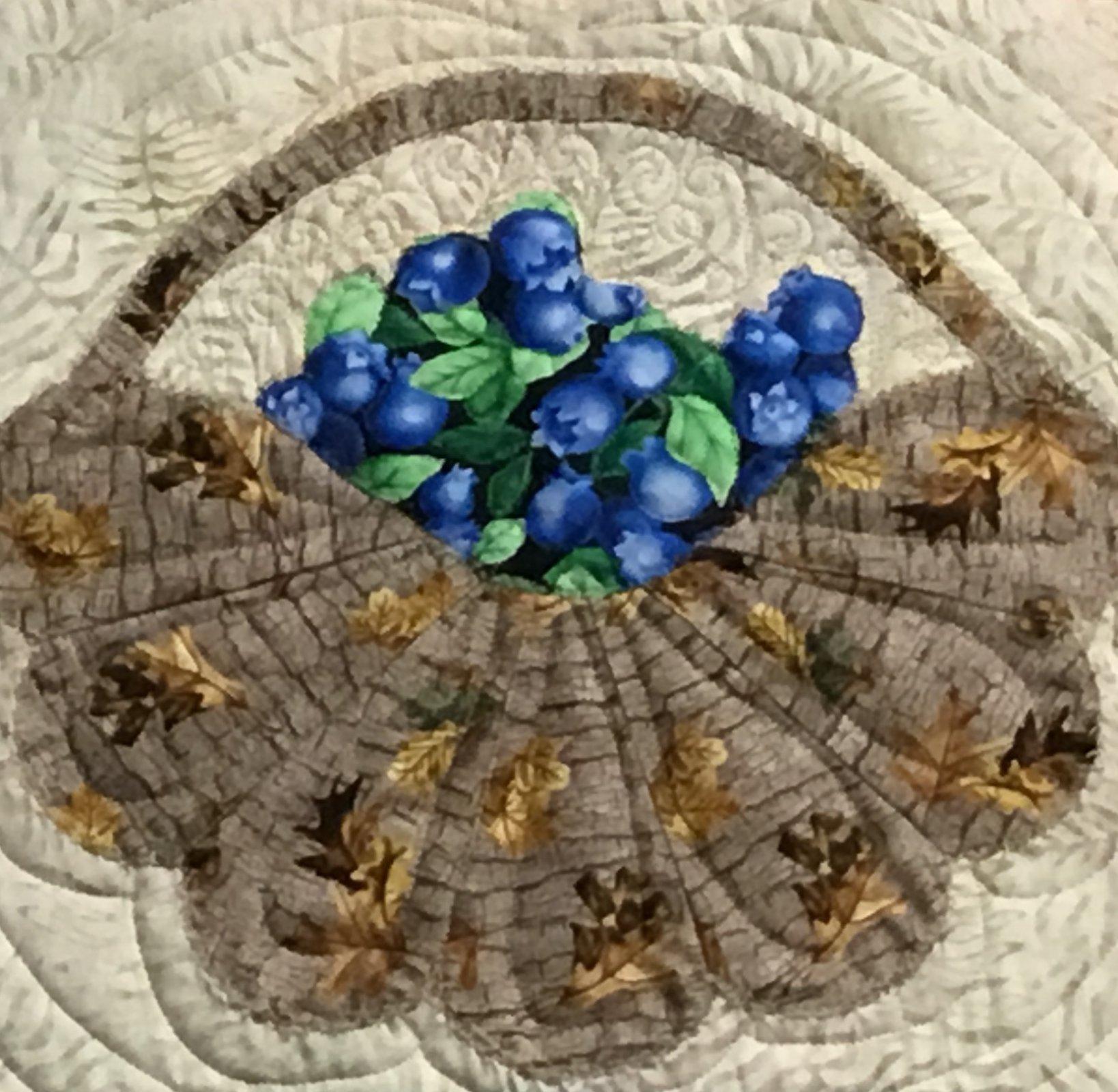 Basket of berries Kit