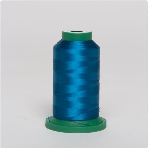 Alpha Blue Exquisite Embroidery Thread ES697
