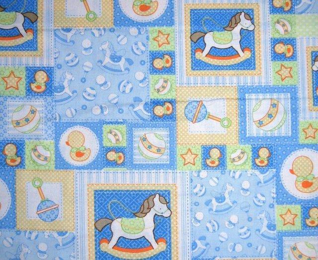 Blue Rocking Horse Assortment